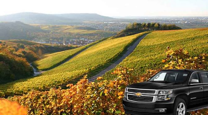 Enjoy Your Niagara Wineries Tour in a Limousine