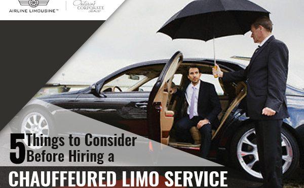 limousine rental toronto