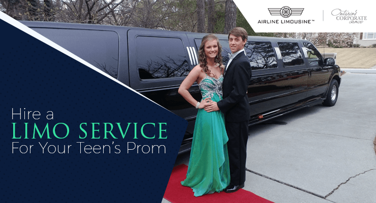 Hire Limo Service for Your Teen's Prom