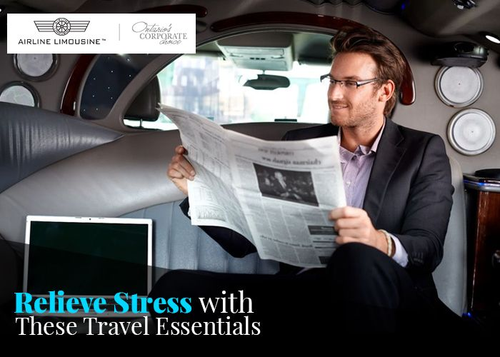 Relieve Stress with These Travel Essentials
