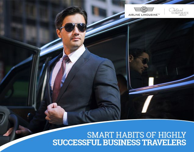 Smart Habits of Highly Successful Business Travelers