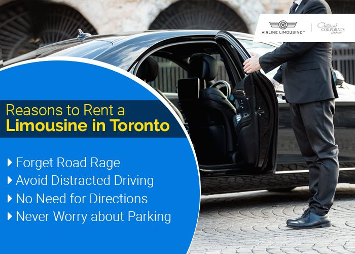 Reasons to Rent a Limousine in Toronto