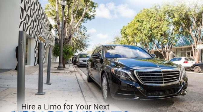 Hire a Limo for Airport Commute